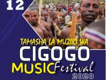 The 12th cigogo Music Festival, 23rd-26th July,2020@Chamwino Ikulu Village,Dodoma